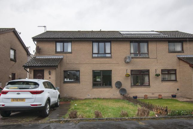 Thumbnail Flat for sale in 5 Shire Way, Alloa, Clackmannanshire 1Nq, UK