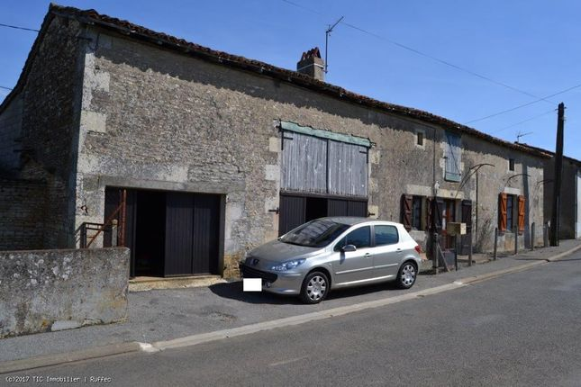 2 bed property for sale in Saint Saviol, Poitou-Charentes, 86400, France