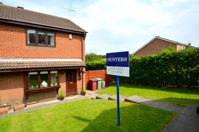 Semi-detached house for sale in Ivy Spring Close, Wingerworth, Chesterfield
