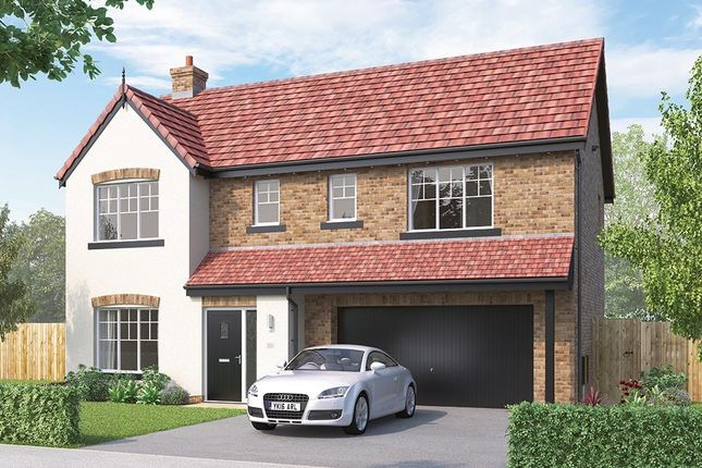"Thumbnail Detached house for sale in ""The Westbury"" at Burton Street, Market Harborough"