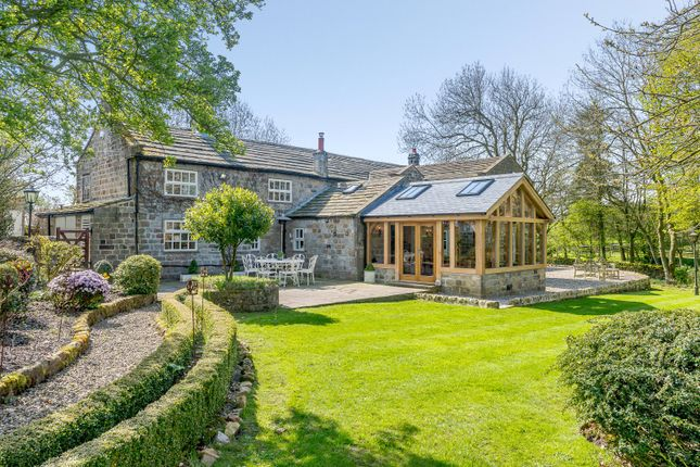 Detached house for sale in Back Road, High Birstwith, Harrogate, North Yorkshire