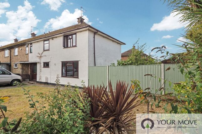 3 bed terraced house to rent in Magdalen Way, Gorleston, Great Yarmouth NR31