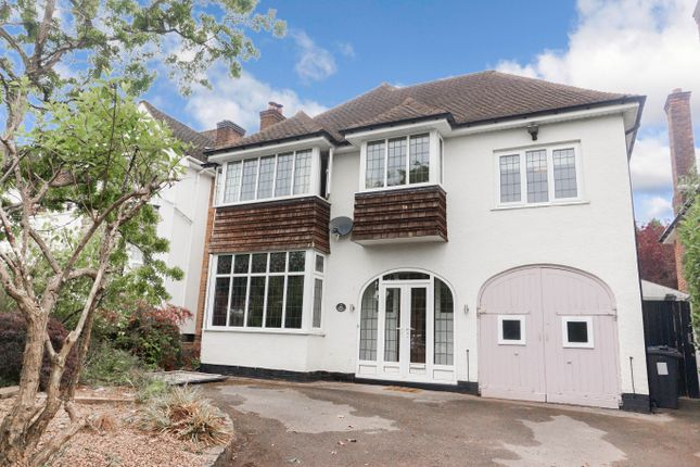 Thumbnail Detached house for sale in Tamworth Road, Sutton Coldfield
