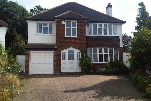Thumbnail Detached house to rent in Kingswood Avenue, Bromley