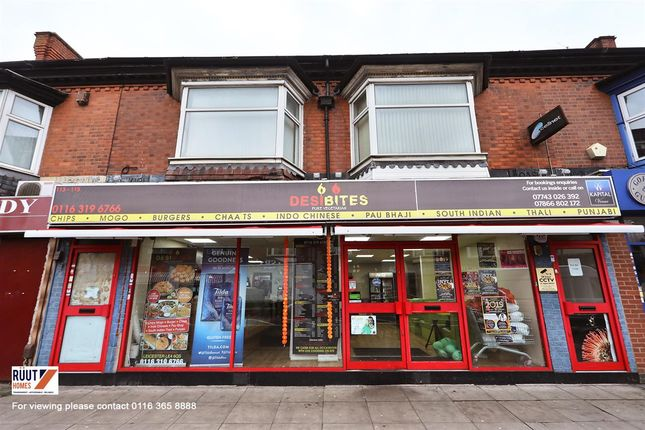 Thumbnail Commercial property for sale in The Quadrant, Drummond Road, Belgrave, Leicester