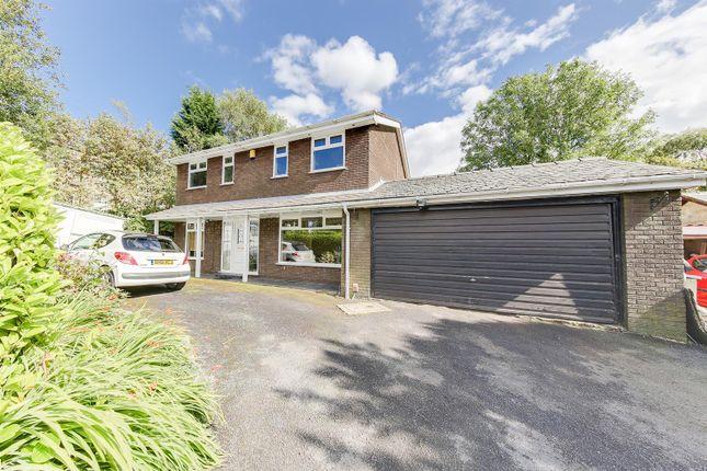 Thumbnail Detached house for sale in Edge Lane, Britannia, Bacup