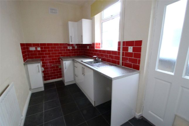 Thumbnail Terraced house to rent in Thomas Street, Packmoor, Stoke On Trent