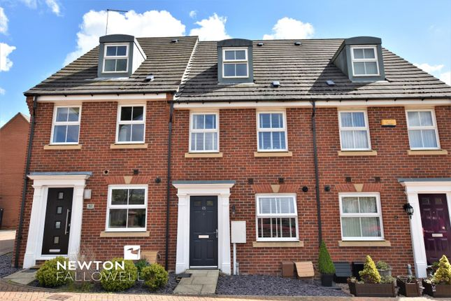 3 bed town house for sale in Hillside Gardens, Wittering, Peterborough PE8