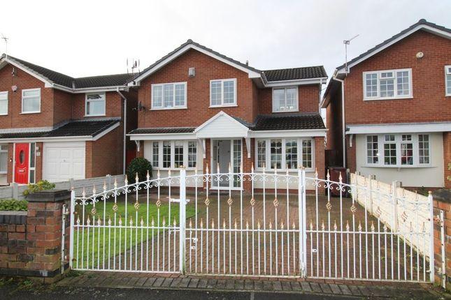 Thumbnail Semi-detached house to rent in Pinnington Road, Whiston, Prescot