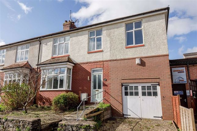 Thumbnail Semi-detached house for sale in Cairns Road, Redland, Bristol