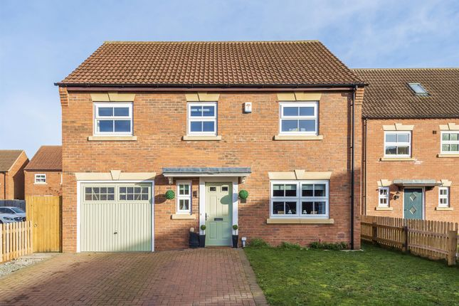 4 bed detached house for sale in Kings Manor, Coningsby, Lincoln, Lincs LN4