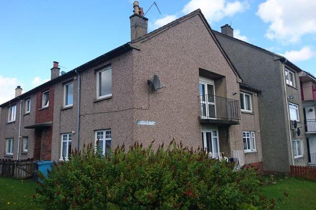 Thumbnail Flat to rent in Montgomery Avenue, Coatbridge