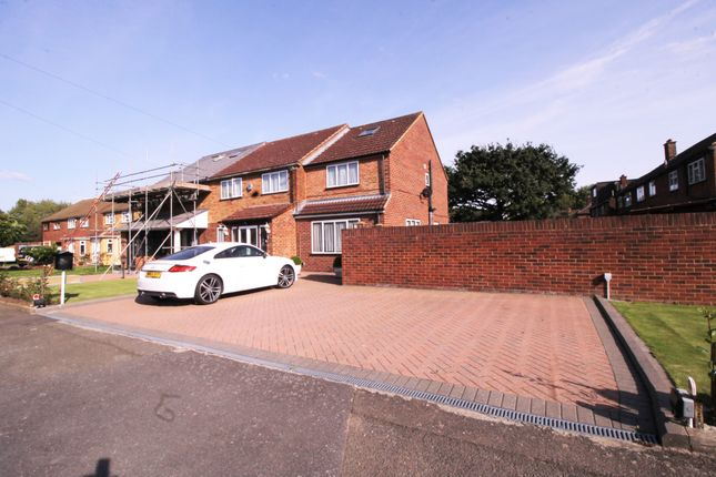 Thumbnail Semi-detached house for sale in Marian Close, Hayes