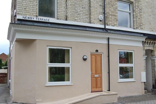 Thumbnail Flat to rent in Newby Terrace, York, North Yorkshire