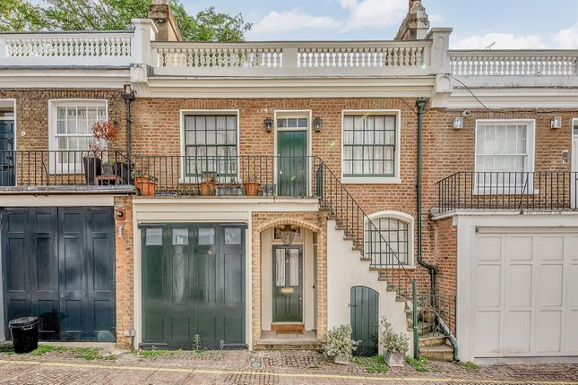 Thumbnail Town house for sale in Holland Park Mews, London