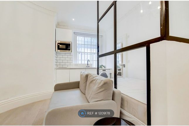 Thumbnail Studio to rent in Westbourne Terrace, London