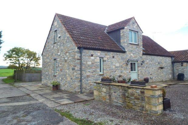 Thumbnail Farmhouse to rent in Ditcheat, Shepton Mallet