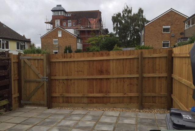 Courtyard Garden of Fowlers Hill, Salisbury SP1