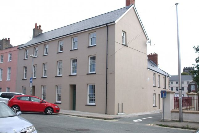 Thumbnail Maisonette to rent in Apartment 2, 20 Hill Street, Haverfordwest.