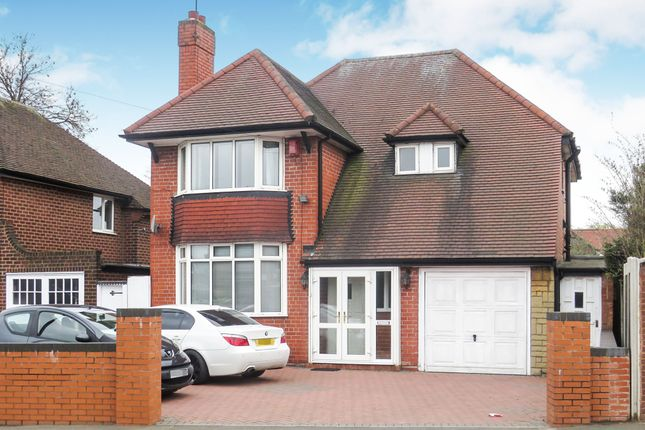 Thumbnail Detached house for sale in Bescot Road, Walsall
