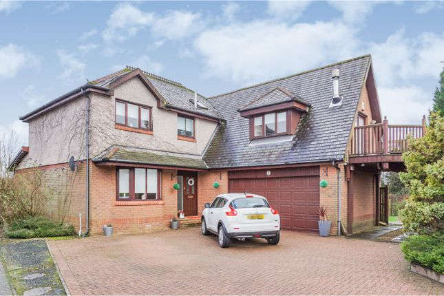 Thumbnail Detached house for sale in The Fieldings, Dunlop