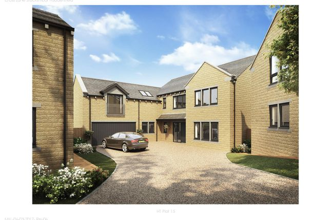 Thumbnail Detached house for sale in Stocksmead, Cross Lane, Stocksmoor