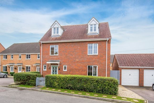 5 bed detached house for sale in Whitechurch Close, Stone, Aylesbury