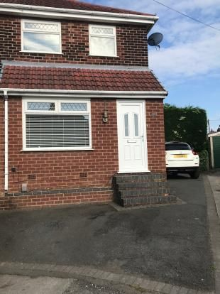 Thumbnail Semi-detached house to rent in Yewdale Road, Heaviley, Stockport, Cheshire