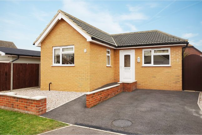 Thumbnail Detached bungalow for sale in Princes Avenue, Mayland