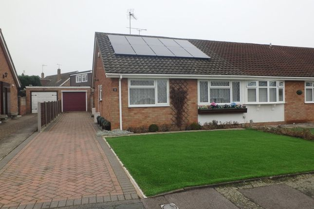 Thumbnail Semi-detached bungalow for sale in Ash Crescent, Higham, Rochester