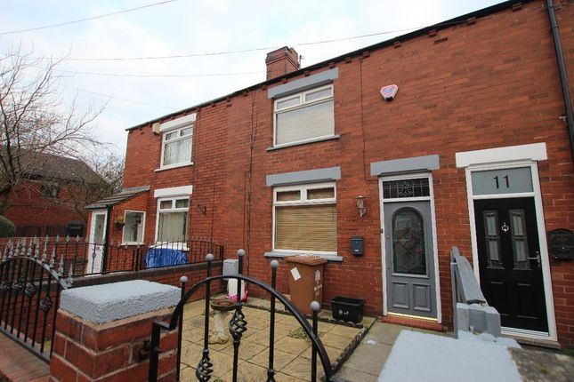 Thumbnail 2 bed terraced house to rent in Nutgrove Avenue, St. Helens