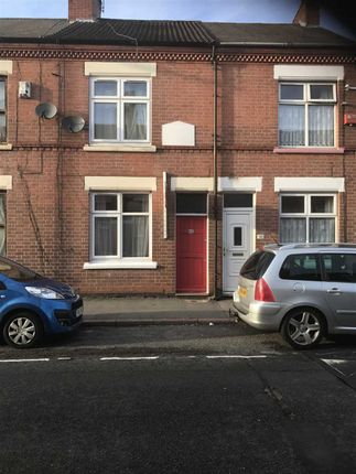 Thumbnail Terraced house to rent in Jarrom Street, Leicester