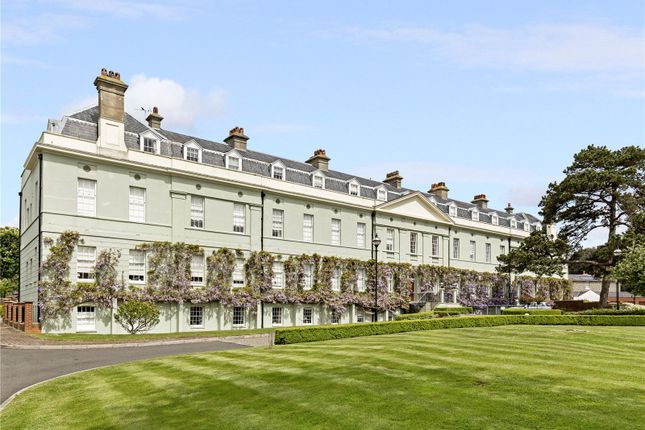 Thumbnail Flat for sale in Forbes Place, King George Gardens, Chichester, West Sussex