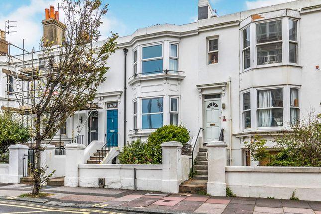 Terraced house in  Upper North Street  Brighton  Brighton