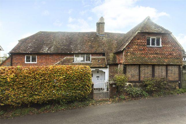 Thumbnail Detached house for sale in Brook Road, Sandhills, Godalming, Surrey
