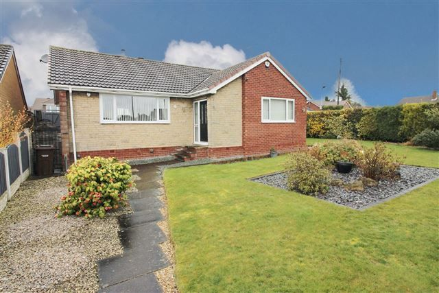 Thumbnail Bungalow for sale in Rayls Road, Todwick, Sheffield