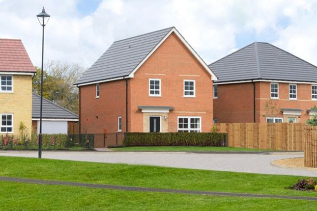 "4 bed detached house for sale in ""Chester"" at Ellerbeck Avenue, Nunthorpe, Middlesbrough TS7"