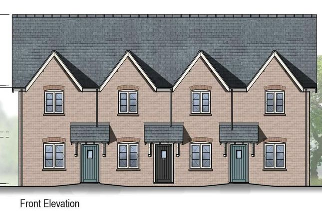 1 bed flat for sale in Plot 13, Ashby, Southam Road