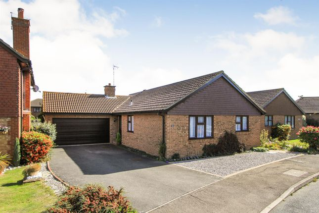 Thumbnail Detached bungalow to rent in Beechcroft, Chestfield, Whitstable