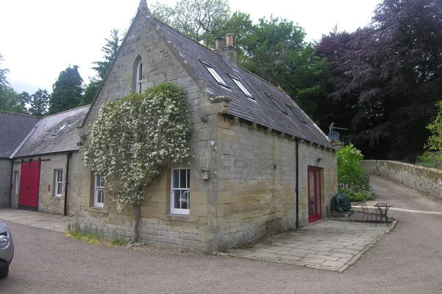 Thumbnail Detached house to rent in Burradon, Morpeth