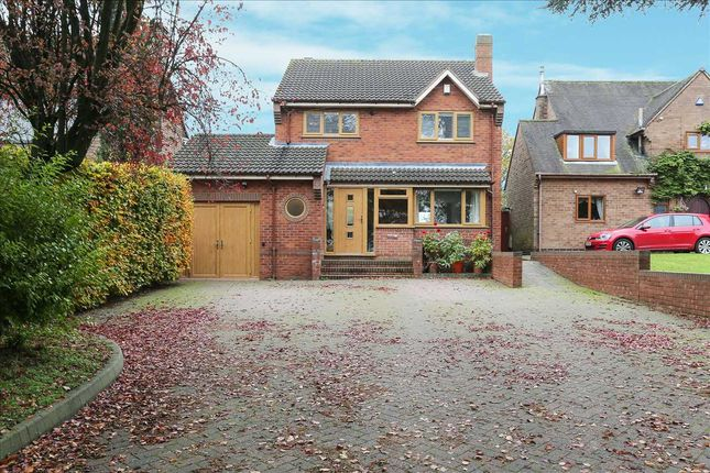 Thumbnail Detached house for sale in Coventry Road, Coleshill, Birmingham