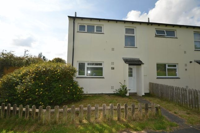 Thumbnail Terraced house to rent in 2 Bedroom End Of Terrace House, Lower Moor, Whiddon Valley, Barnstaple