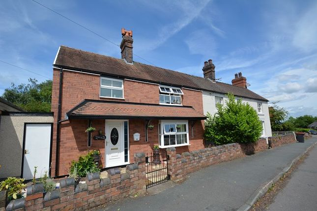 Thumbnail Semi-detached house for sale in The Fairfields, Hartsbridge Road, Oakengates. Telford