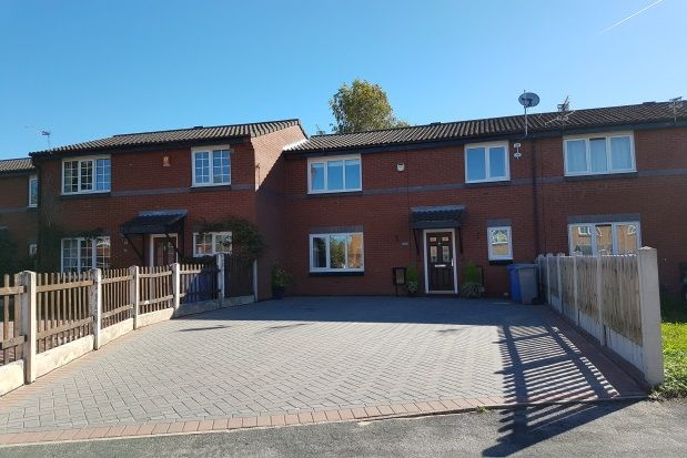 Thumbnail Terraced house to rent in Hackberry Close, Broadheath, Altrincham