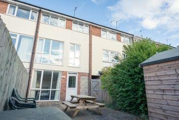 Thumbnail Town house to rent in Arle Gardens, Cheltenham