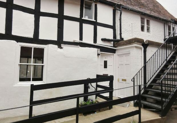 Thumbnail Flat to rent in Bye Street, Ledbury