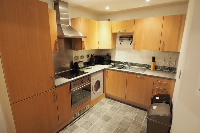Kitchen of Queens Dock Avenue, Hull HU1