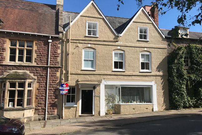 Thumbnail Terraced house for sale in High Street, Newnham On Severn, Gloucestershire