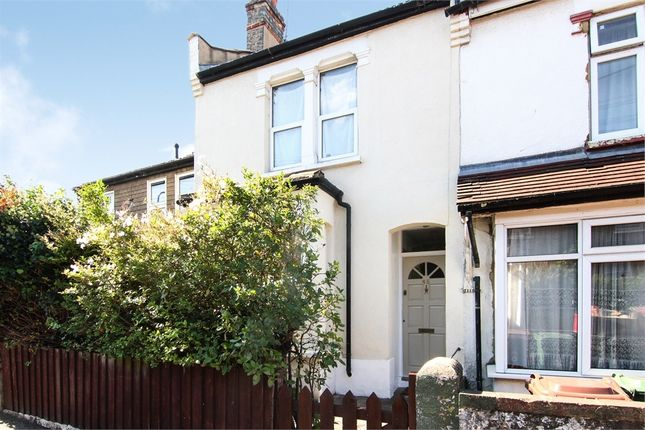 Thumbnail End terrace house for sale in Tower Hamlets Road, Walthamstow, London