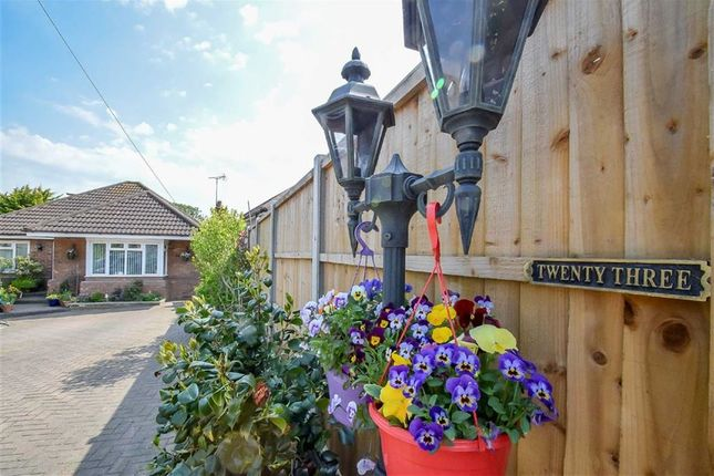 Thumbnail Detached bungalow for sale in Pine Close, Leigh-On-Sea, Essex